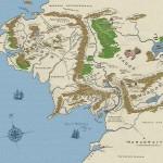 Cartina Mondo Emerso.Cronache Del Mondo Emerso Nihal Della Terra Del Vento Annessi Connessi
